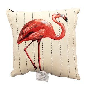 Accents - 🆕Flamingo Outdoor Throw Pillow